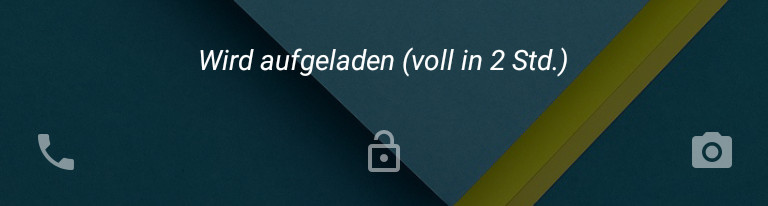 Android Lollipop Ladezeit