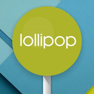Android Lollipop Versionsanzeige