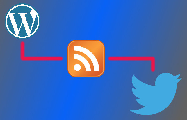 Wordpress-RSS-Twitter
