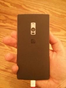 OnePlus Two Rückseite